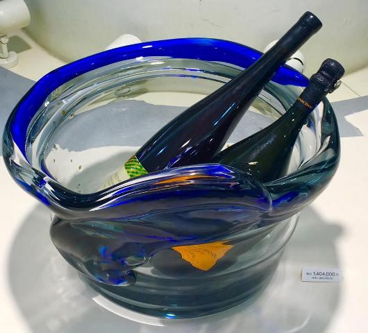 麹谷宏先生の『ガラスの雑器展』へ_a0138976_16521792.jpg