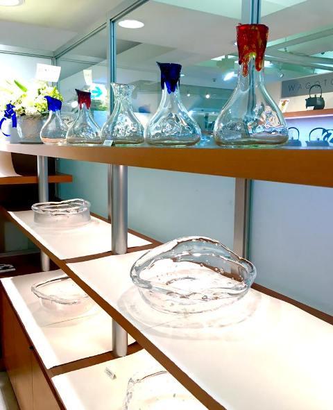麹谷宏先生の『ガラスの雑器展』へ_a0138976_16523337.jpg