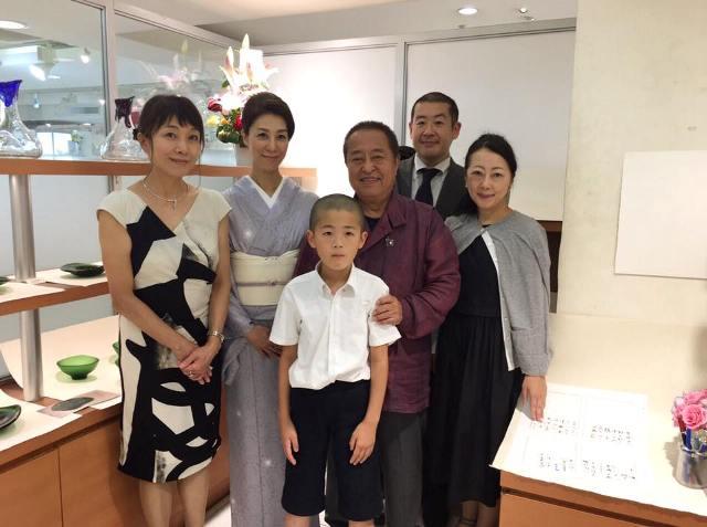 麹谷宏先生の『ガラスの雑器展』へ_a0138976_16534218.jpg