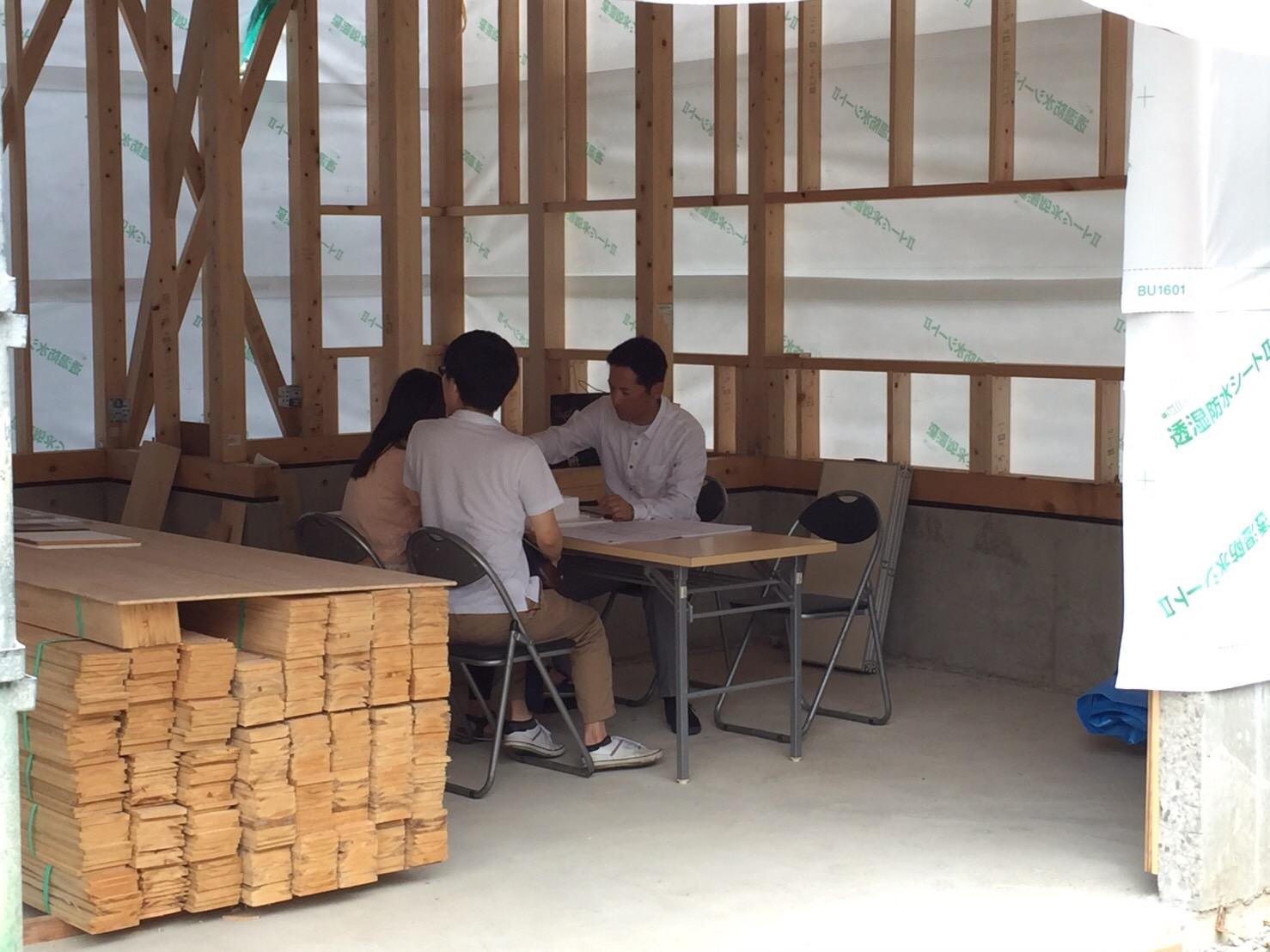 「HIKARI HOUSE」構造見学会 7/16・17_e0215179_10352072.jpg