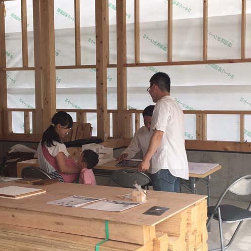 「HIKARI HOUSE」構造見学会 7/16・17_e0215179_10353914.jpg