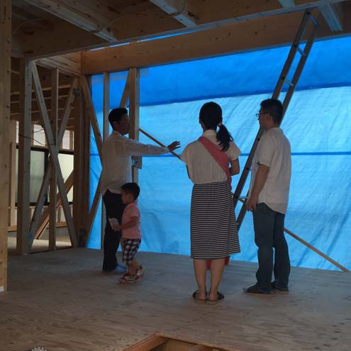 「HIKARI HOUSE」構造見学会 7/16・17_e0215179_1036298.jpg