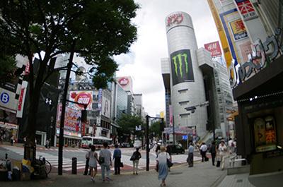 7月19日(火)今日の渋谷109前交差点_b0056983_16514117.jpg