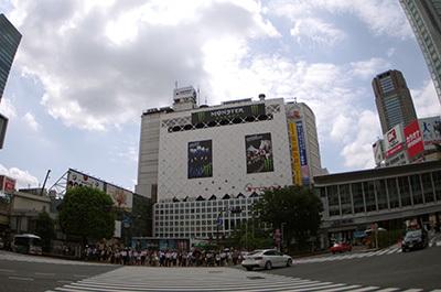 7月19日(火)今日の渋谷109前交差点_b0056983_16514919.jpg