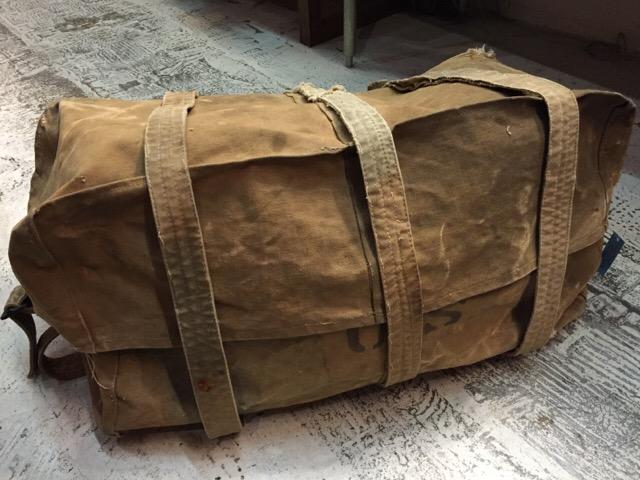 7月20日(水)大阪店ヴィンテージ&スーペリア入荷!#6 Military編Part3!WWII~ Bag&Good Items!(大阪アメ村店)_c0078587_2101631.jpg