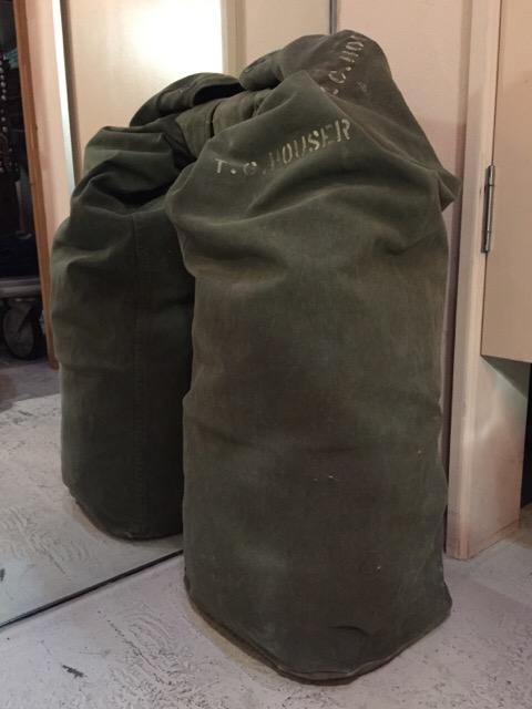 7月20日(水)大阪店ヴィンテージ&スーペリア入荷!#6 Military編Part3!WWII~ Bag&Good Items!(大阪アメ村店)_c0078587_2155660.jpg