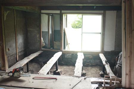 古民家リノベーション~娘の部屋&トイレ_f0208315_23302950.jpg