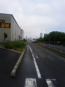 「書道ガールズ」ロケ地巡りラン(その1)_c0034228_20162729.jpg