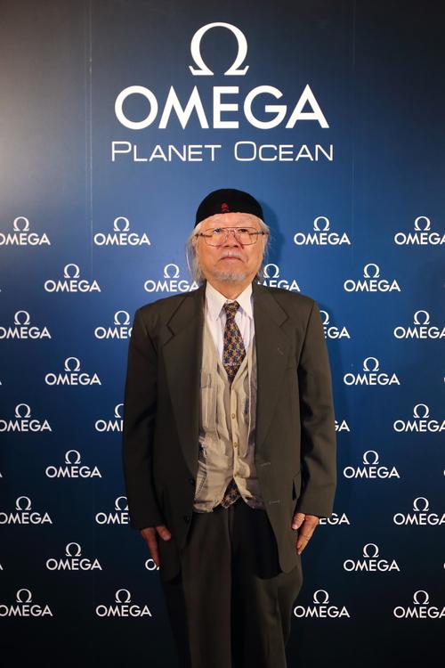 """オメガが横浜の海で新作""""ディープブラック""""をお披露目_f0039351_0304568.jpg"""