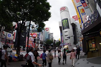 7月20日(水)今日の渋谷109前交差点_b0056983_11140364.jpg