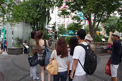 7月20日(水)今日の渋谷109前交差点_b0056983_11200020.jpg