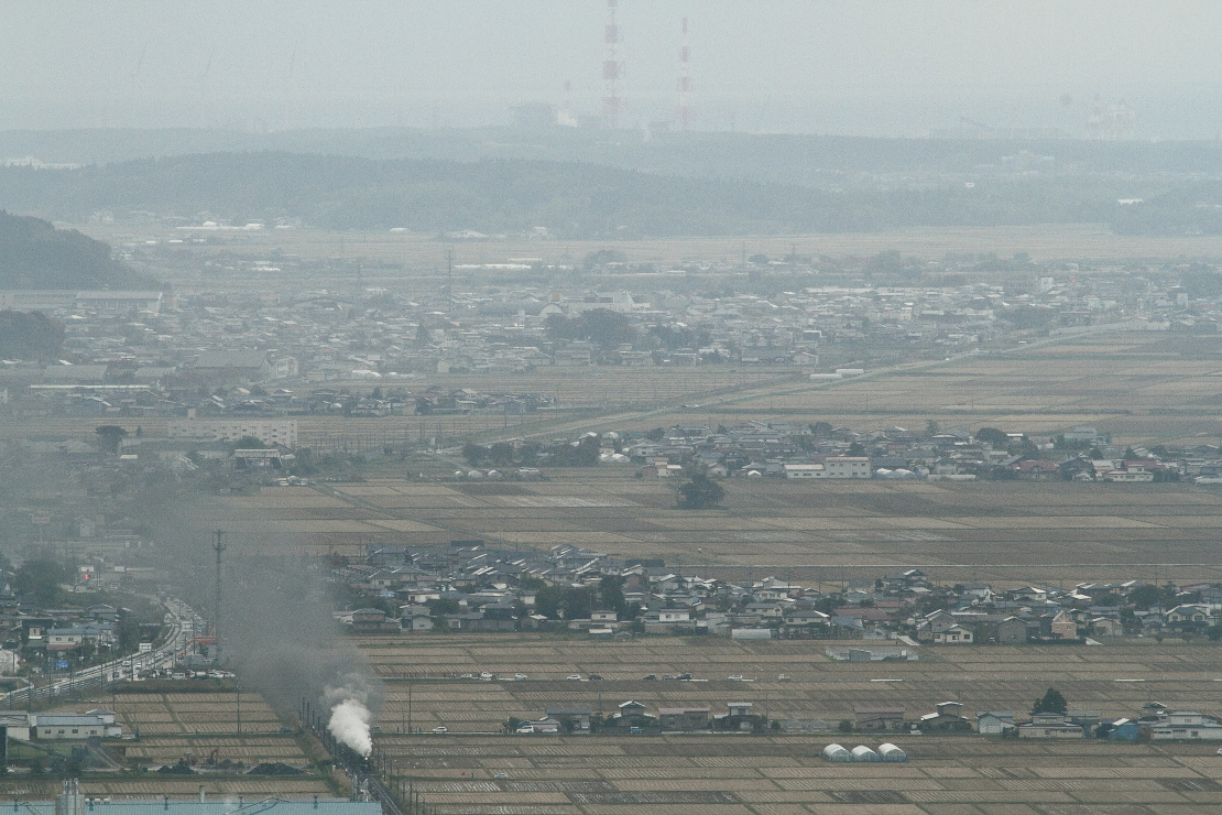 雨上がりの眺め - 奥羽本線 -  _b0190710_233291.jpg