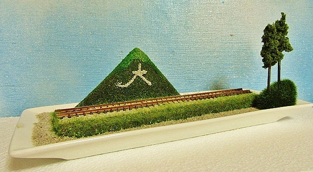 盆ラマ 五山の送り火 「大文字」2点試作品_f0227828_15522887.jpg