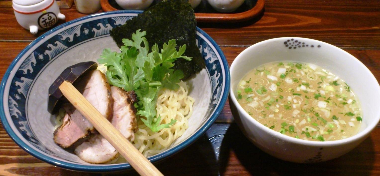 つけ麺ライド _e0165756_2110572.jpg