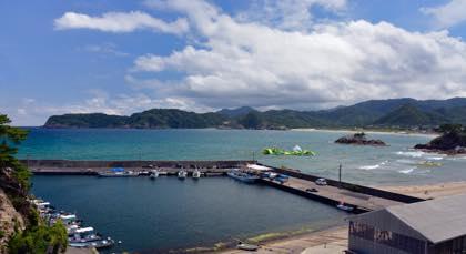 波が少しあったけど定番の菜種五島辺りはまあまあ....._b0194185_2221479.jpg