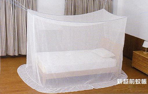 ベット用蚊帳(かや) /シングルベッド用 お手頃価格で熟睡をしてください_d0063392_10411418.jpg
