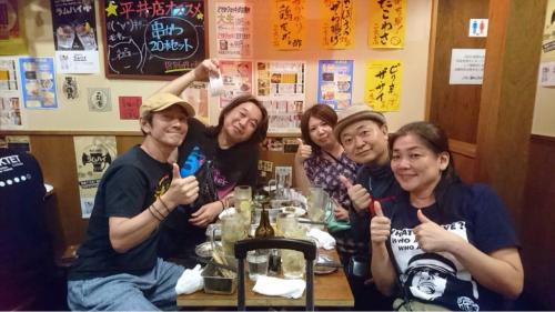 フォークシンガー小象 in小松川夏祭り_f0061797_00464805.jpg