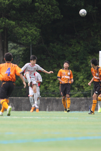 【U-15】 MJ1: vs FC FRESCA July 16, 2016_c0365198_23024310.jpg
