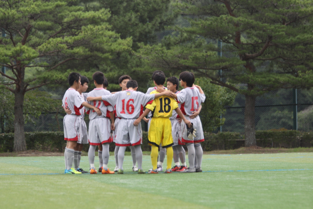 【U-15】 MJ1: vs FC FRESCA July 16, 2016_c0365198_23024312.jpg