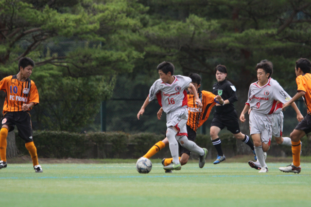 【U-15】 MJ1: vs FC FRESCA July 16, 2016_c0365198_23024318.jpg