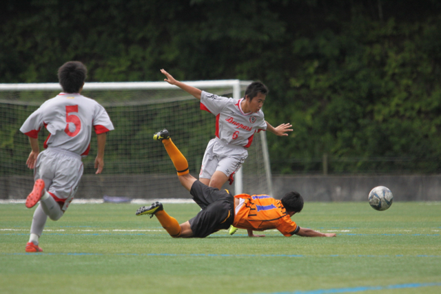 【U-15】 MJ1: vs FC FRESCA July 16, 2016_c0365198_23024372.jpg