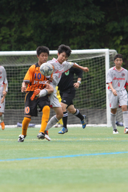 【U-15】 MJ1: vs FC FRESCA July 16, 2016_c0365198_23025721.jpg