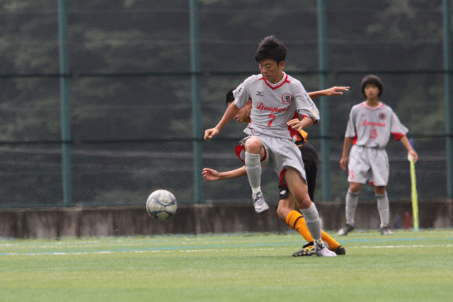 【U-15】 MJ1: vs FC FRESCA July 16, 2016_c0365198_23025733.jpg