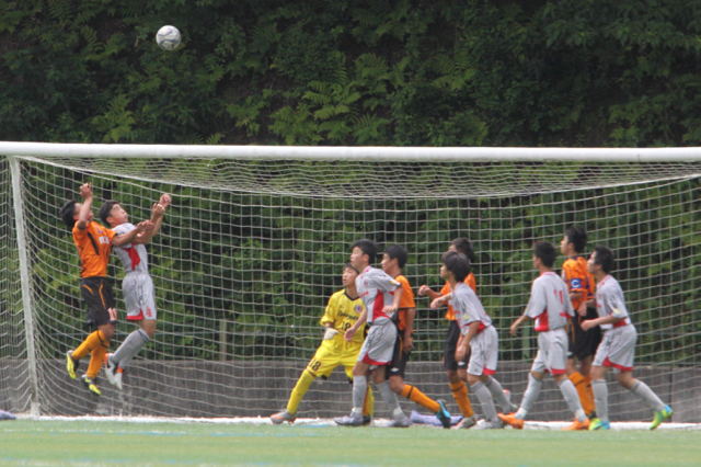 【U-15】 MJ1: vs FC FRESCA July 16, 2016_c0365198_23025765.jpg