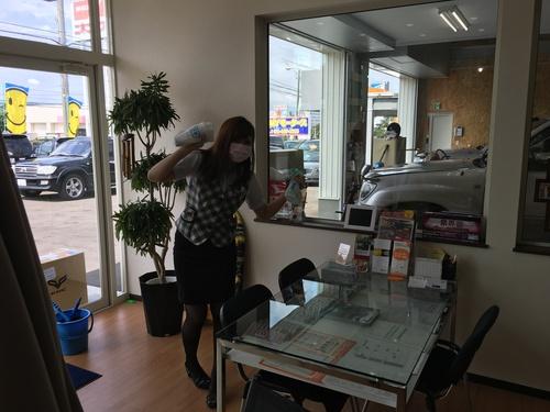 7月22日 金曜日の本店はみんなでブログ!◝(⁰▿⁰)◜ 夏休みのお出かけはTOMMYレンタカー♫_b0127002_17144841.jpg
