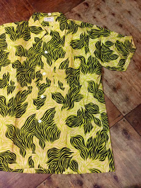 7/23 (土)入荷!!デッドストック 50s Arrow ハワイアンシャツ!!all cotton!!_c0144020_16404259.jpg