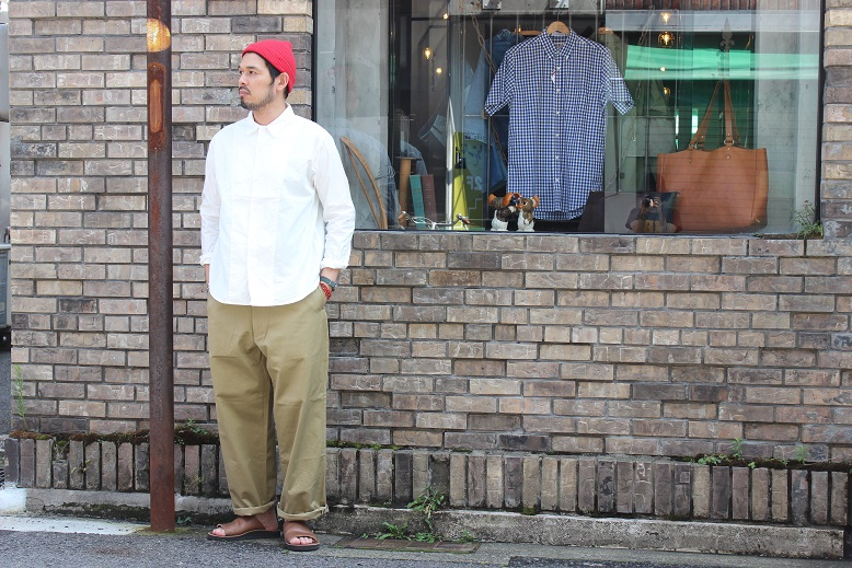 "another 20th century ""YANKEES\"" CHINO PANTS ご紹介_f0191324_9175847.jpg"
