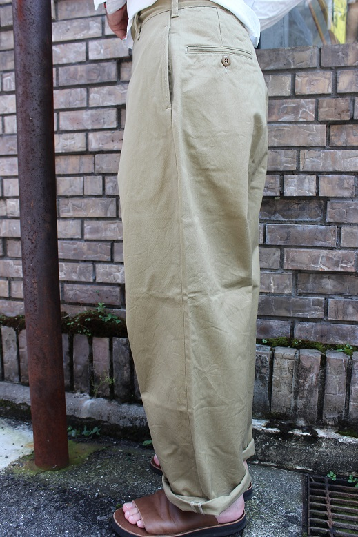 "another 20th century ""YANKEES\"" CHINO PANTS ご紹介_f0191324_9181674.jpg"