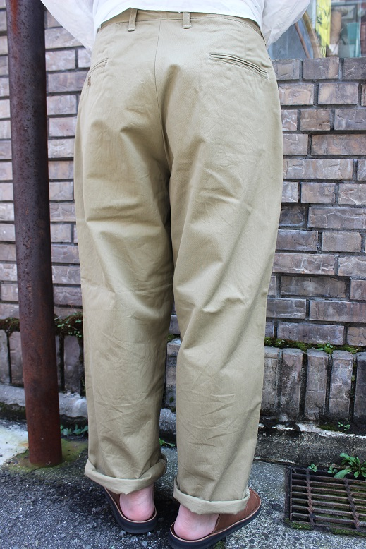 "another 20th century ""YANKEES\"" CHINO PANTS ご紹介_f0191324_918244.jpg"