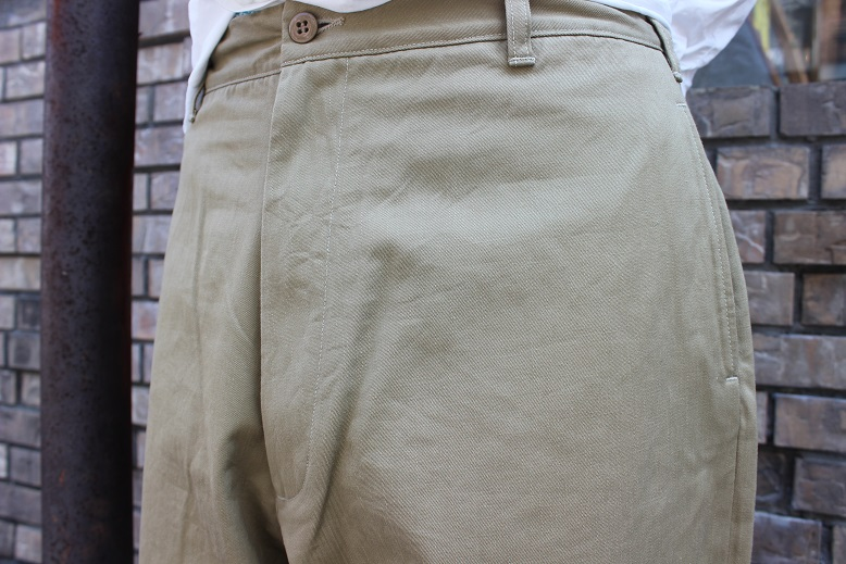 "another 20th century ""YANKEES\"" CHINO PANTS ご紹介_f0191324_9185339.jpg"