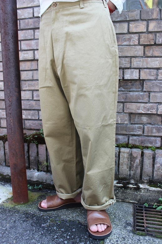 "another 20th century ""YANKEES\"" CHINO PANTS ご紹介_f0191324_918878.jpg"