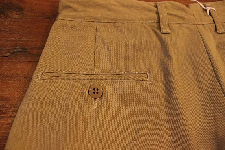 "another 20th century ""YANKEES\"" CHINO PANTS ご紹介_f0191324_9201120.jpg"