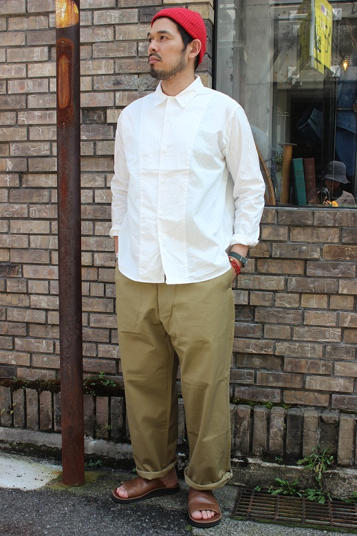 "another 20th century ""YANKEES\"" CHINO PANTS ご紹介_f0191324_9203933.jpg"