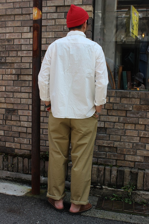 "another 20th century ""YANKEES\"" CHINO PANTS ご紹介_f0191324_9205237.jpg"