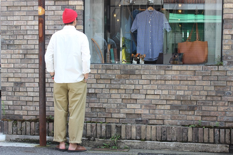 "another 20th century ""YANKEES\"" CHINO PANTS ご紹介_f0191324_9285547.jpg"
