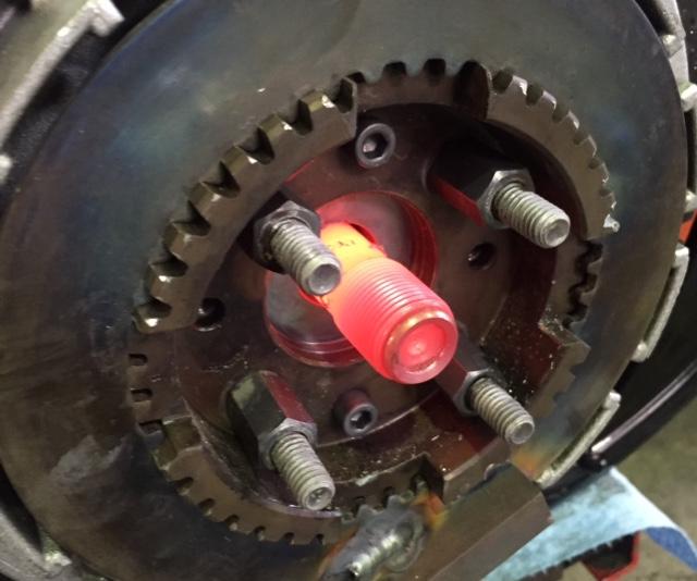 クラッチ修理。。。_c0152253_21354561.jpg