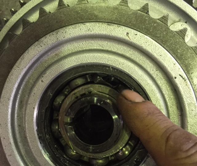クラッチ修理。。。_c0152253_21364100.jpg