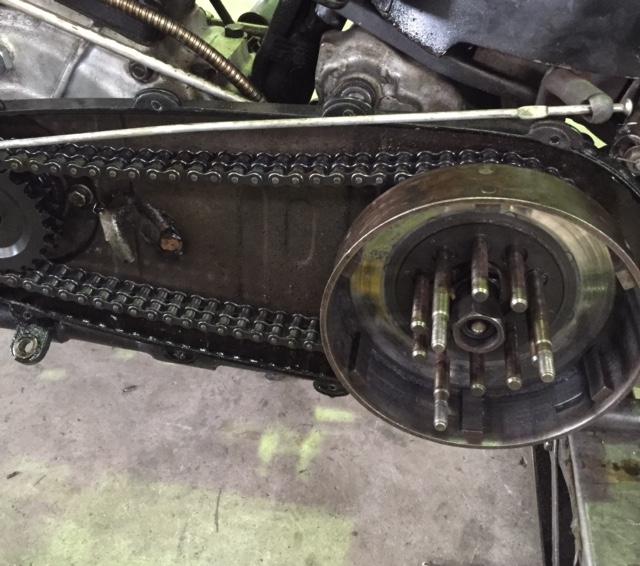 クラッチ修理。。。_c0152253_21364162.jpg