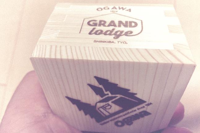 ◆ogawa  GLAND lodge  グランドロッジ新木場 オープン_b0008655_06204379.jpeg