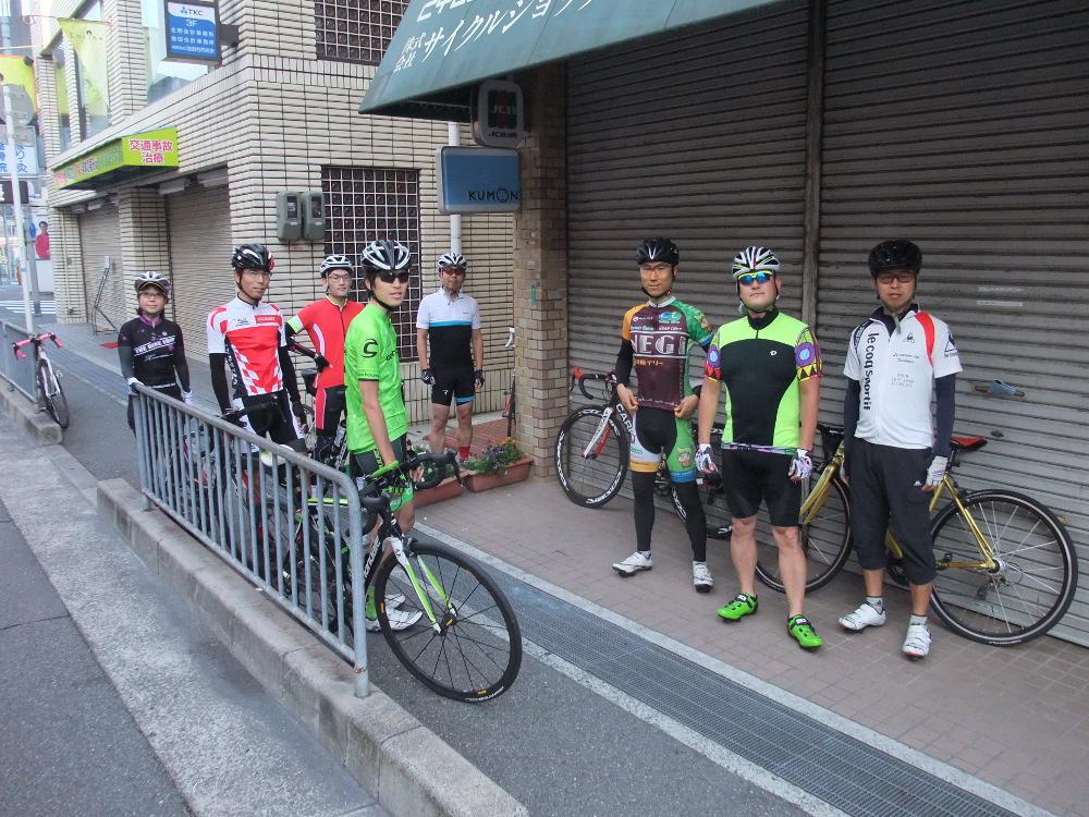 早朝 朝練ロードトレーニング 猪名川町~三田市界隈_d0174462_52925.jpg