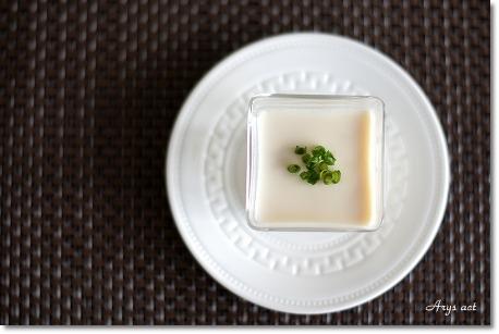 簡単!大ヒットレシピ「なめらか豆腐」_c0243369_20574450.jpg