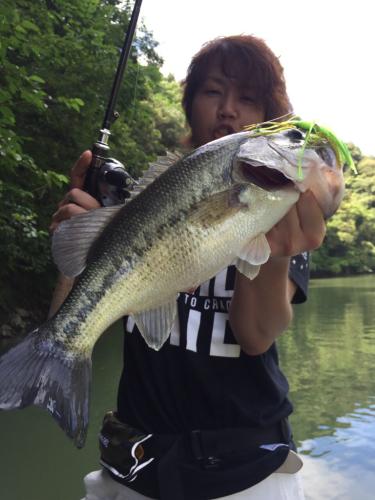 鹿野川ダムに行ってきました〜!(^o^)/_f0142086_10220021.jpg
