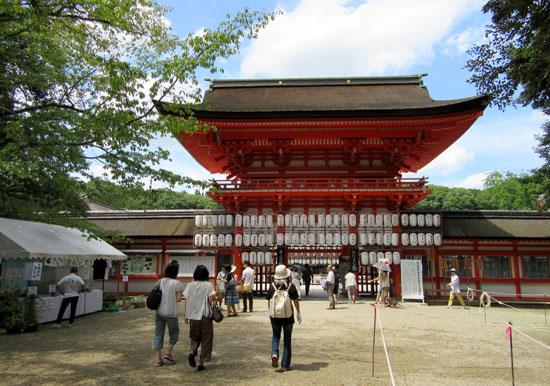下鴨神社 みたらし祭り_e0048413_16154920.jpg