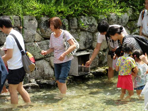 下鴨神社 みたらし祭り_e0048413_16163551.jpg