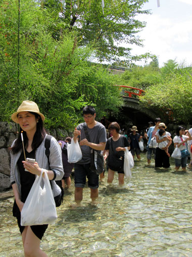 下鴨神社 みたらし祭り_e0048413_16165815.jpg