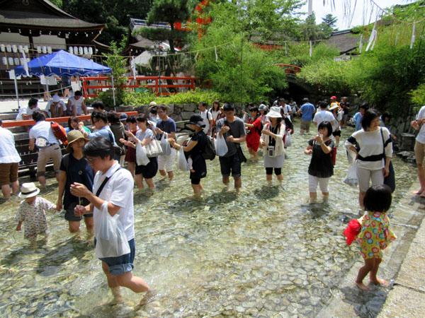 下鴨神社 みたらし祭り_e0048413_16171833.jpg